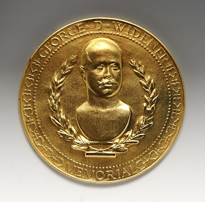 George D. Widener Memorial Medal, Pennsylvania Academy of Fine Arts