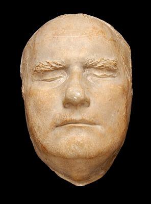 Life Mask of William Zorach