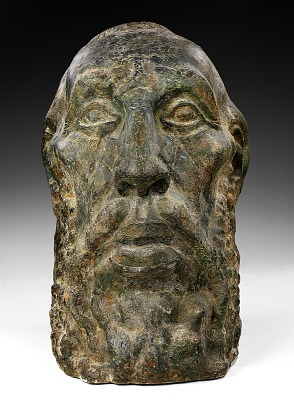 Head of Moses