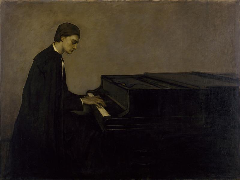 Image for Renata Borgatti, Au Piano