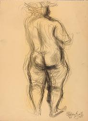 Nude Figure (#7)