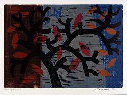 Tree at Night (no. 251)