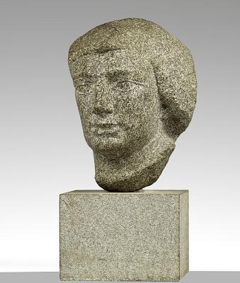 Egyptian Head