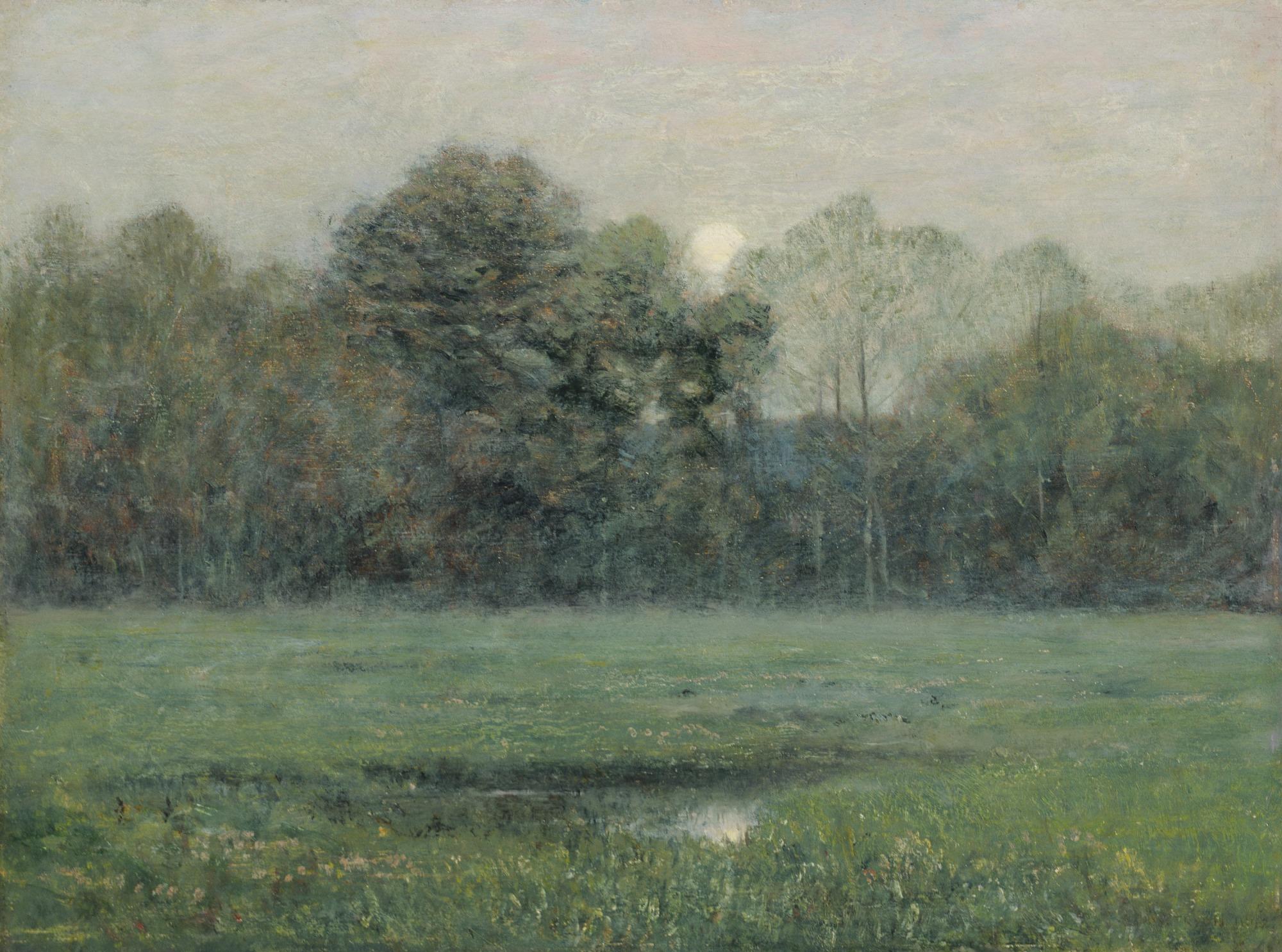Midsummer Moonrise
