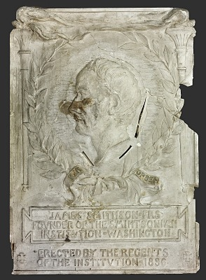 James Smithson Memorial Tablet