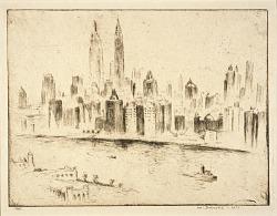 View from Queens Bridge