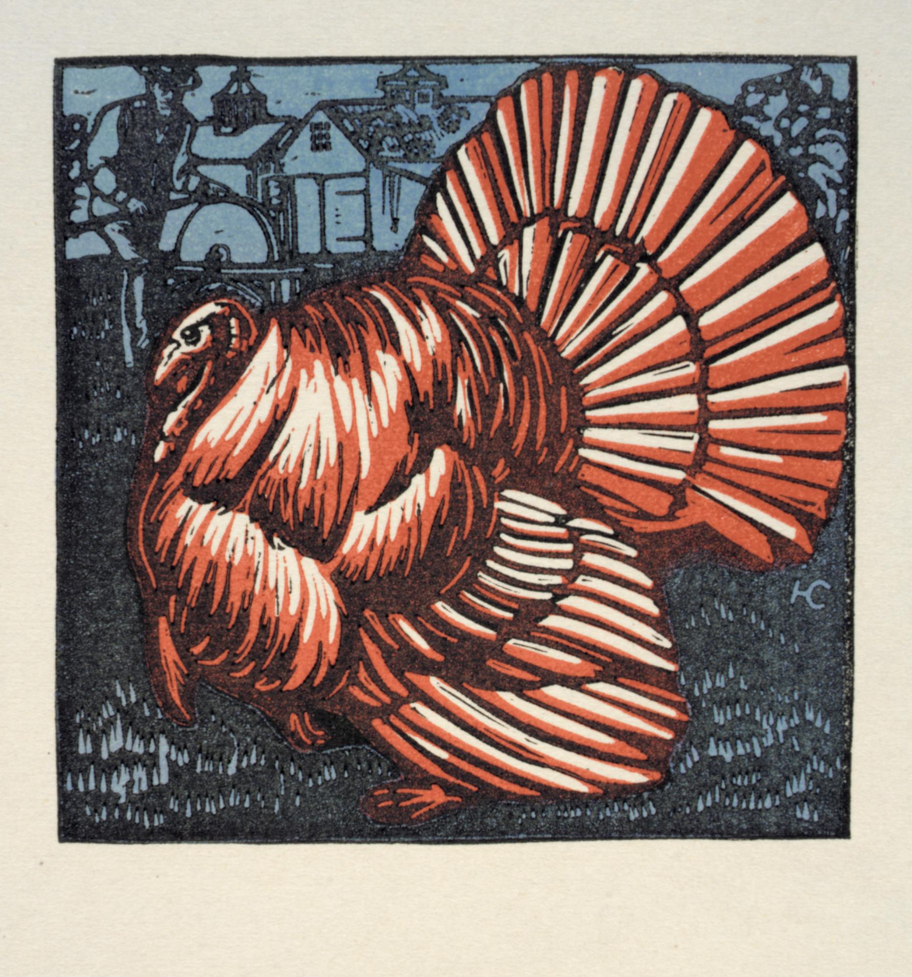 images for The Marchbanks Calendar--November