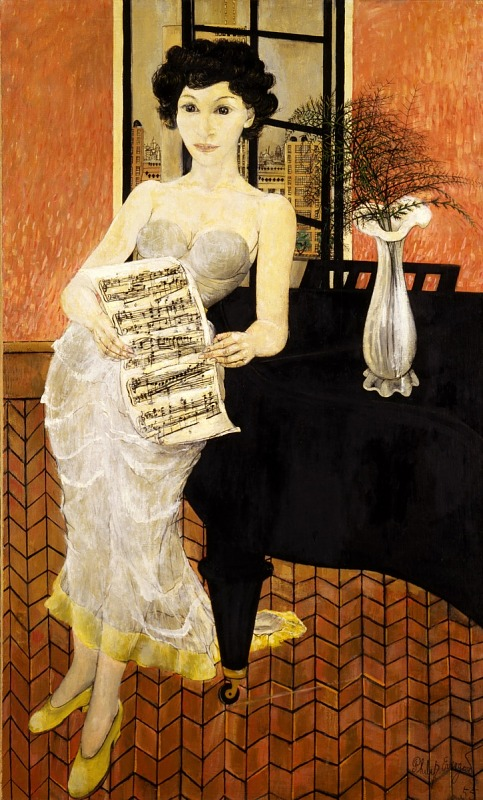 Image for Woman at the Piano