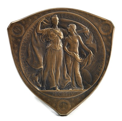 Louisiana Purchase Exposition Commemorative Medal