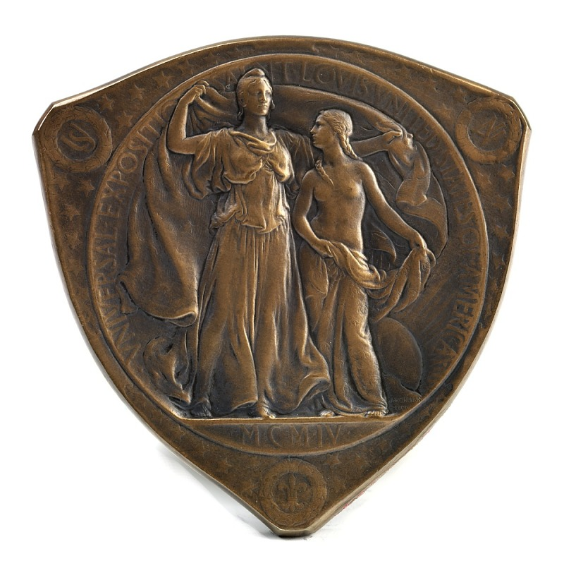 Image for Louisiana Purchase Exposition Commemorative Medal