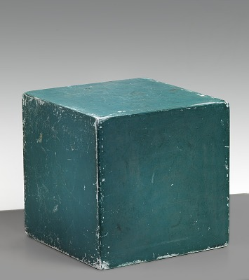 Untitled (Participatory Sculpture--Square #1)