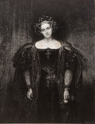 Miss Henrietta Sontag, As Donna Anna in Don Juan