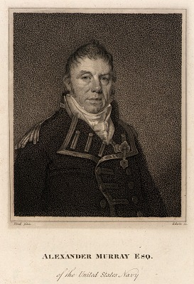 Alexander Murray, Esq. of the United States Navy