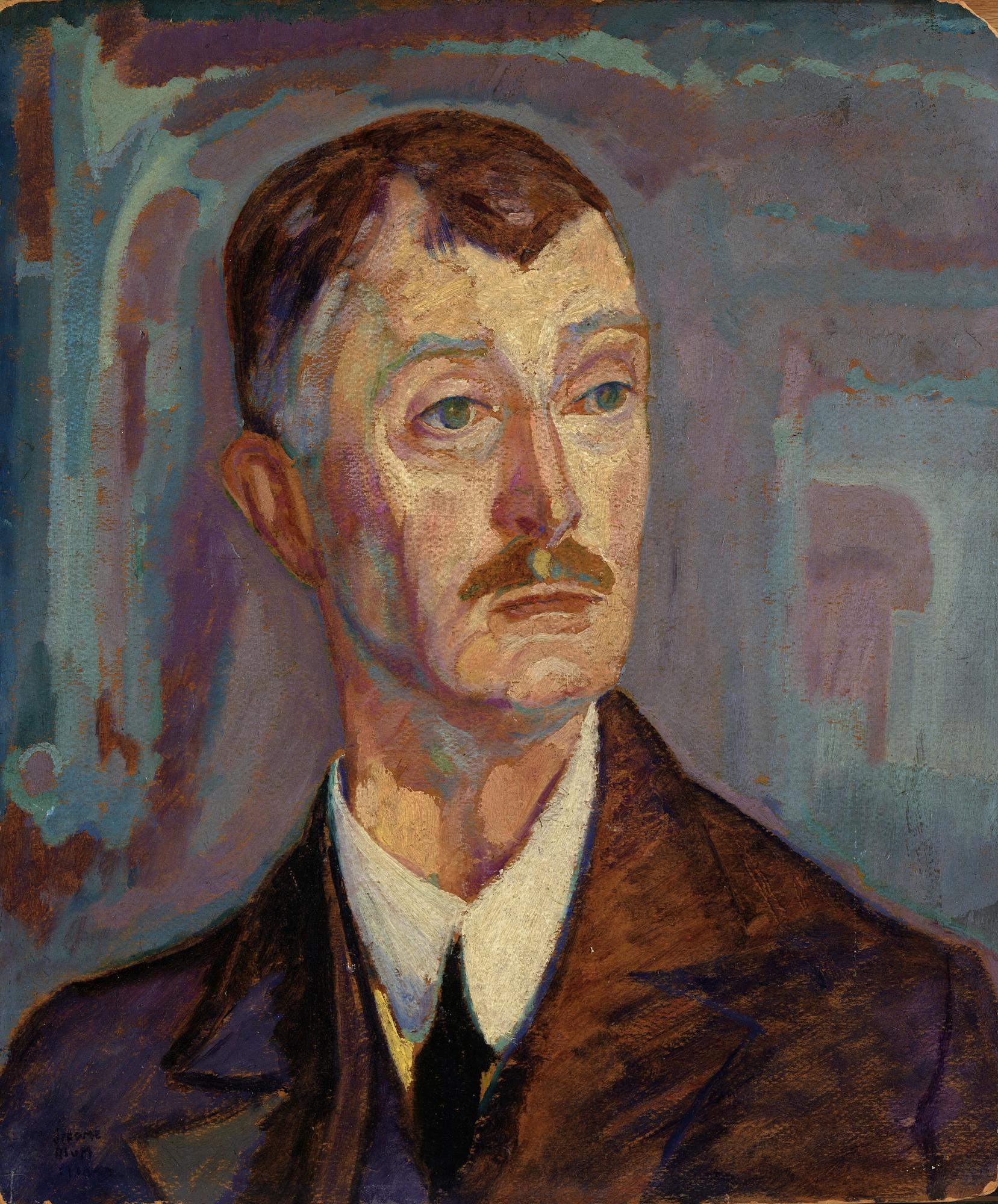 images for Portrait of John Masefield