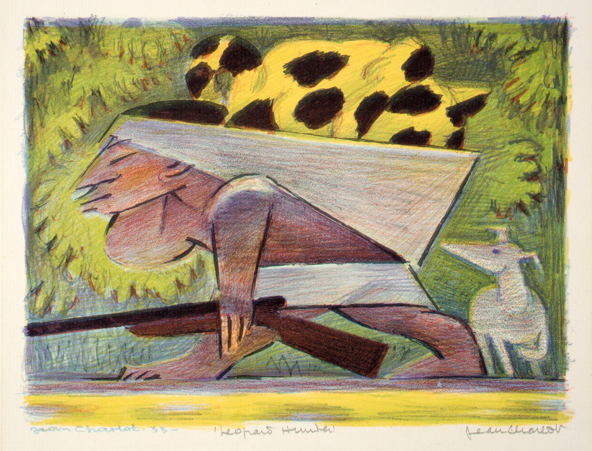 images for Leopard Hunter