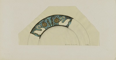 Design for a Plate