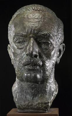 Portrait of Dr. Leonard Carmichael