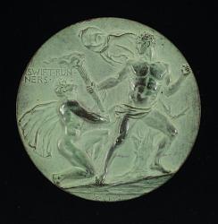 Aphrodite, reverse