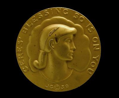 Betrothal Medal,
