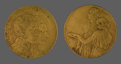 Duc et Duchess de Brabant