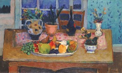 Visible Thinking with Still Life: Activities for Intro to Nutrition (NUTR101) Students