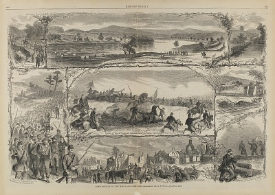 Reminiscences of the Maryland Campaign, from Harper's Weekly, August 16, 1863
