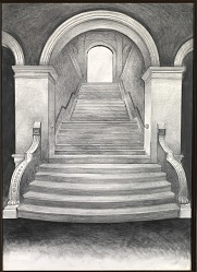Untitled (Renwick Gallery Staircase)