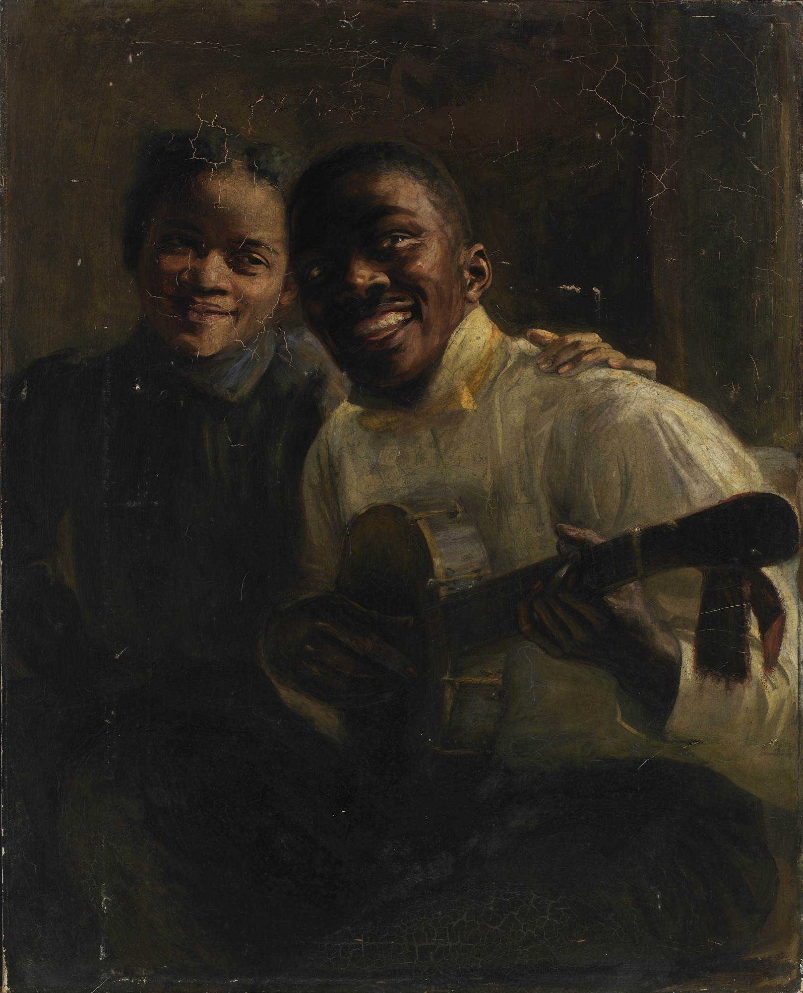 Image for Two Negro Musicians