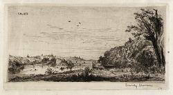 (The Schuylkill, Columbia Bridge)