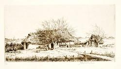 La Chaumiere au Tamarin, Vendee