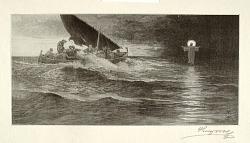 Christ Walking on the Sea