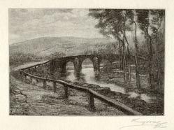Old Normandy Bridge