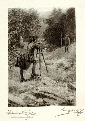 Washington the Young Surveyor