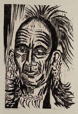 (American Indians, portfolio) Osage