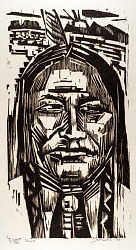 (American Indians, portfolio) Sioux