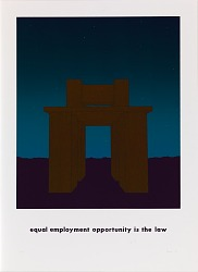 (Equal Employment Opportunity Is the Law, portfolio) (Untitled)