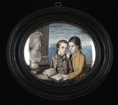 Matthias and Thomas Bordley