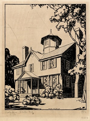 Cupola House, Edenton, NC