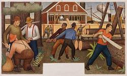 Lumbering and Logging