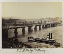 U.S.M. Bridge, Chattanooga