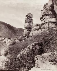 Pulpit Rock, Perry Park (1055)