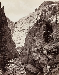 Toltec Gorge and Tunnel (1021)