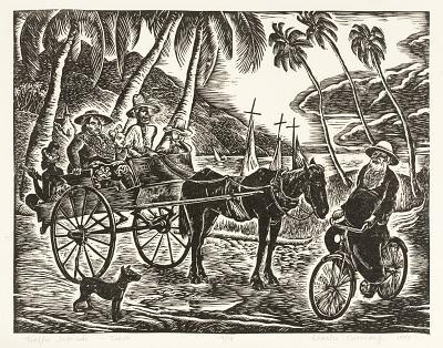 Traffic Interlude--Tahiti