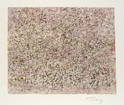 (Homage to Tobey, portfolio) Crowded City