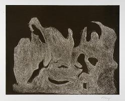 (Homage to Tobey, portfolio) The Awakening-Night