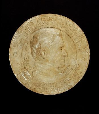Model for Hodgkins Medal