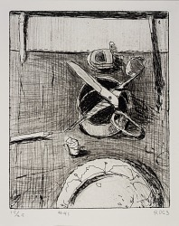#41, from the portfolio 41 Etchings and Drypoints