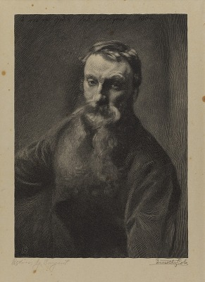 Portrait of Rodin