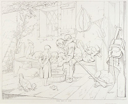 (Rip Van Winkle, illustration) Rip Amusing Children