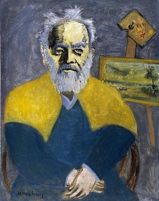 Portrait of Louis M. Eilshemius